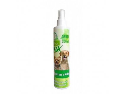herba max sprey dog cat 200ml
