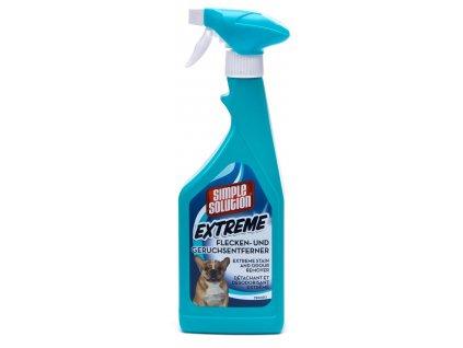 Stain & Odor Remover Extreme - odstraňovač skvrn a pachu pro psy, 750ml