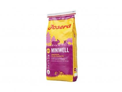 josera miniwell 1 5 kg domaci mazel