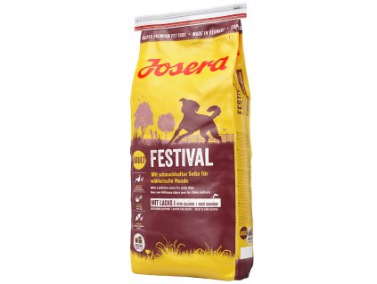 josera dog food festival