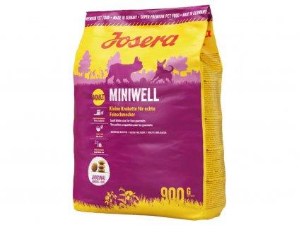 josera miniwell 5 x 900 g domaci mazel