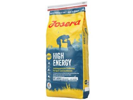 josera dog food high energy