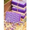 Ručně vyráběné přírodní levandulové mýdlo