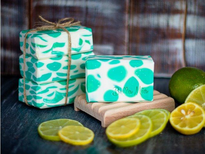 Mýdlo zelené bubliny