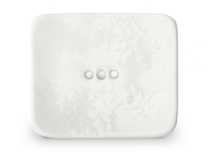Mýdlenka sakura bílá