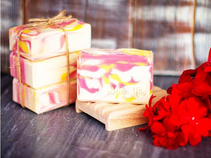 Ručně vyráběné přírodní mýdlo