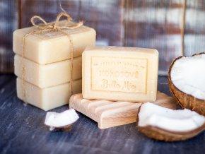 Přírodní kokosové mýdlo