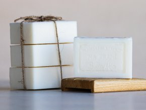 Kokosové mýdlo na praní, 2 ks