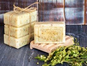 Přírodní konopné mýdlo