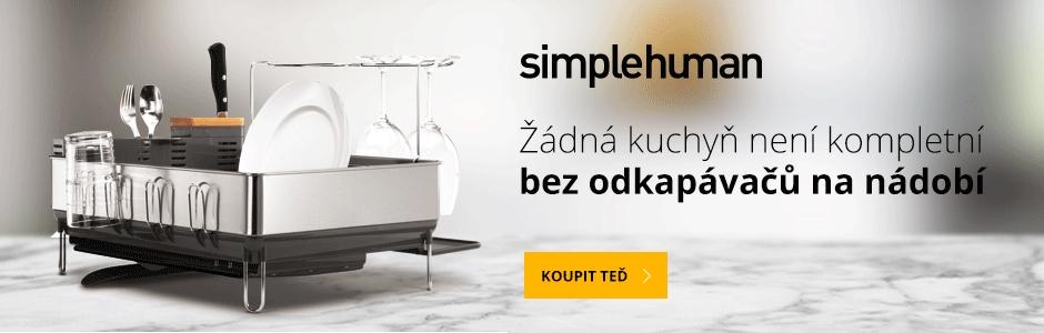 Simplehuman odkapávače