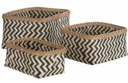 Pletené a proutěné košíky