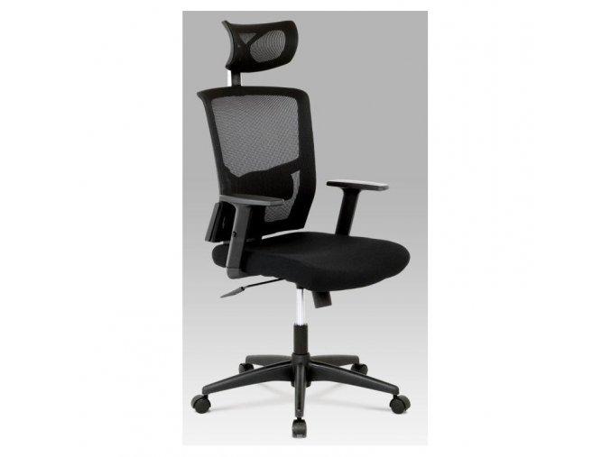 Kancelářská židle Autronic KA-B1013 BK