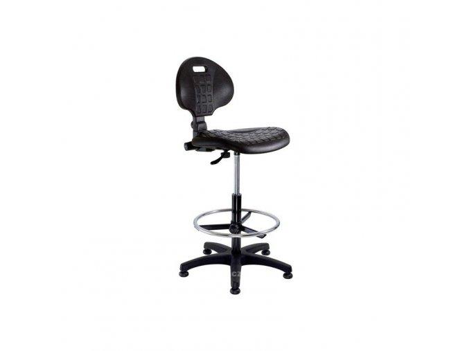 Pracovní židle Piera kruh Alba