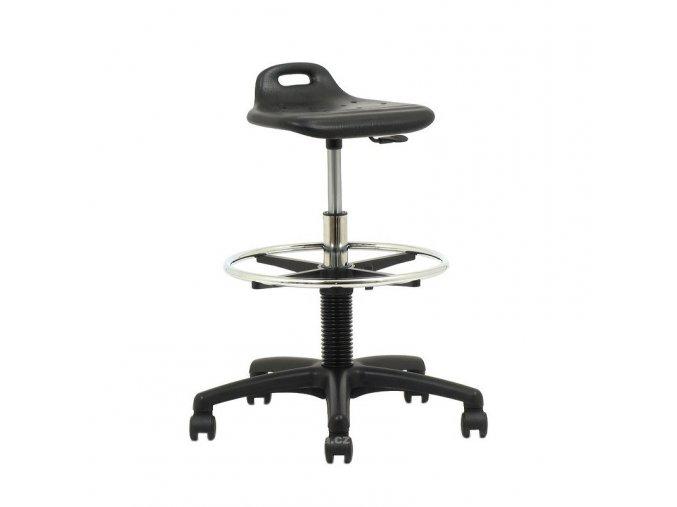 Pracovní židle Pilot kruh Alba