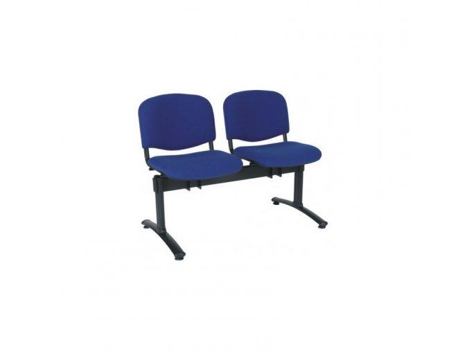 Dvoumístná lavice čalouněná Alba