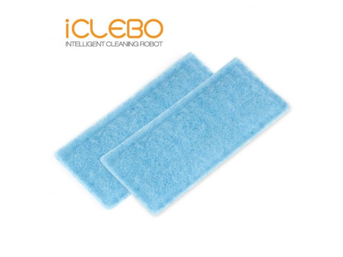 iClebo antibakteriální HEPA filtr Home, Smart, Plus a (2 ks)