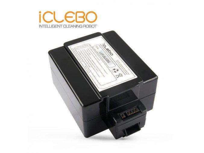 iClebo baterie Li-ion 2200 mAh Home, Smart