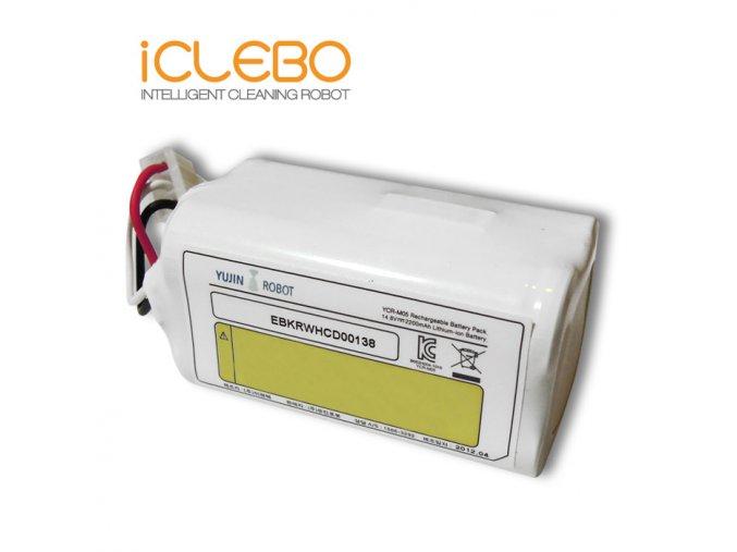 iClebo baterie Li-ion 2600 mAh Arte