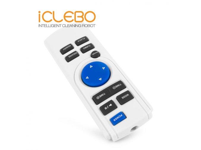 iClebo dálkové ovládání Plus a