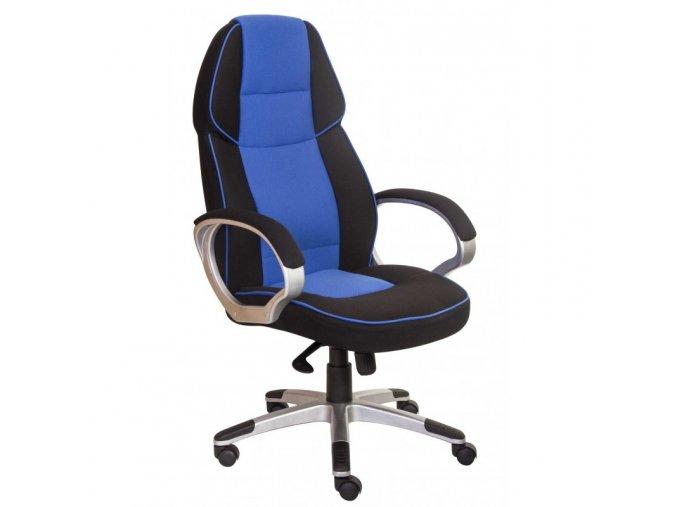 Sedia kancelářské křeslo Fany modré