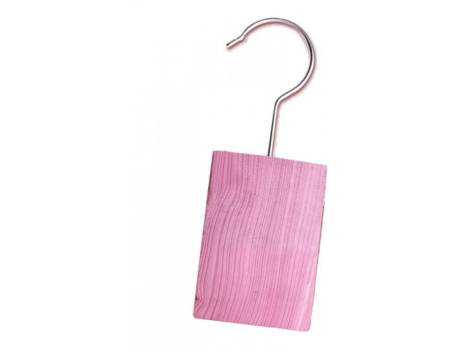 15353 desticka z cedroveho dreva compactor s hackem pro prirodni ochranu proti roztocum