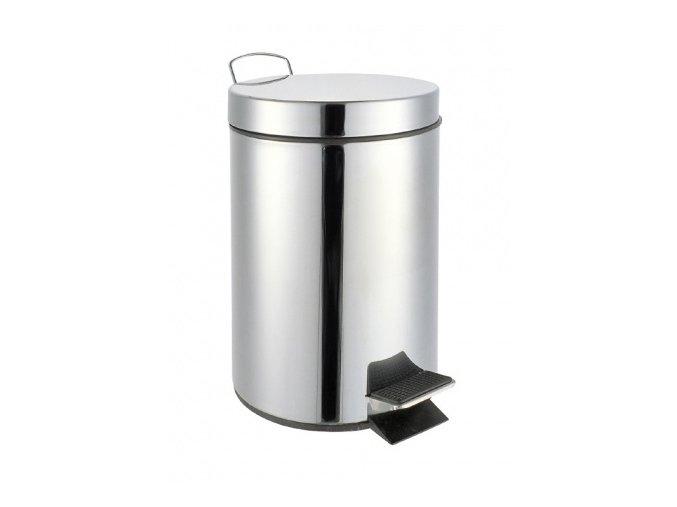 Odpadkový koš nerez 5L