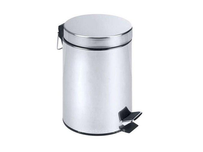 Odpadkový koš nerez 12L
