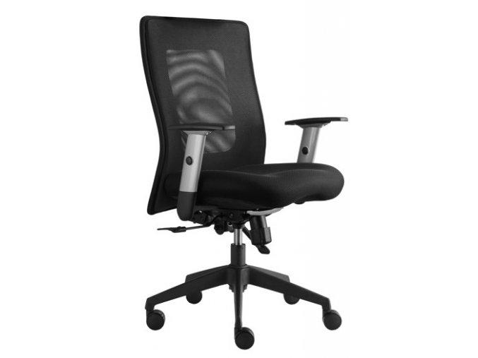 Alba židle LEXA černá