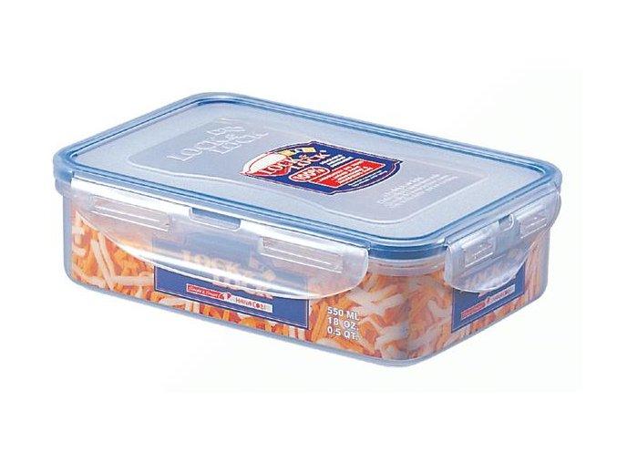 19645 doza na potraviny lock 18 1x12 8x5 2cm 550ml plast