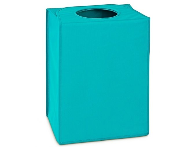 Taška na prádlo obdélník modrá