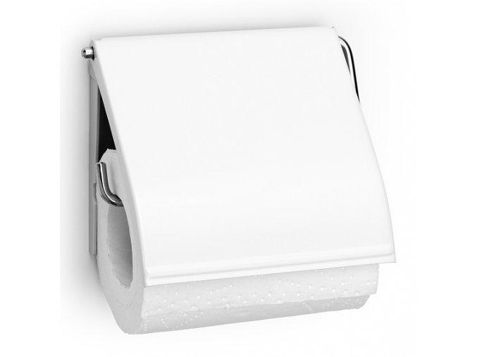 Držák toaletního papíru Classic bílý