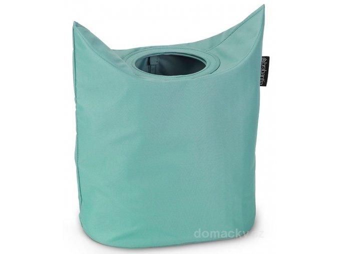 Taška na prádlo mátová