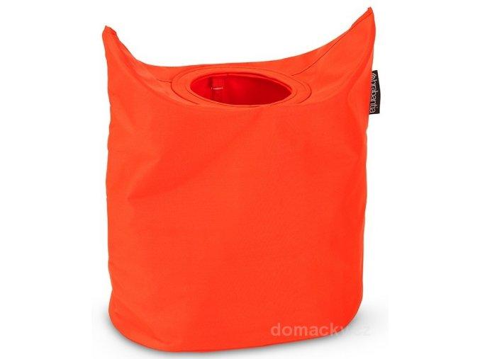 Taška na prádlo oranžová