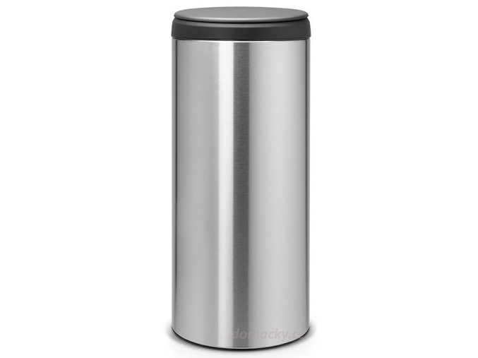 Flipbin 30L matná ocel otiskuvzdorná