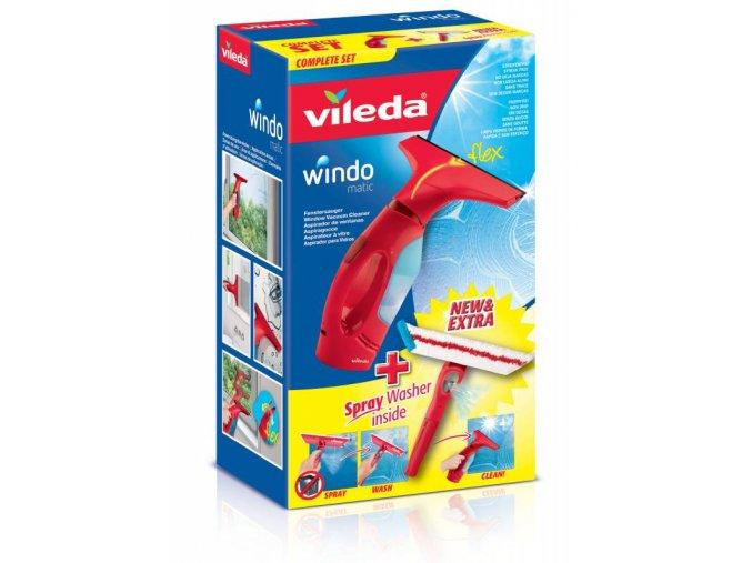 VILEDA Windomatic Complete set + mop na okna 150583