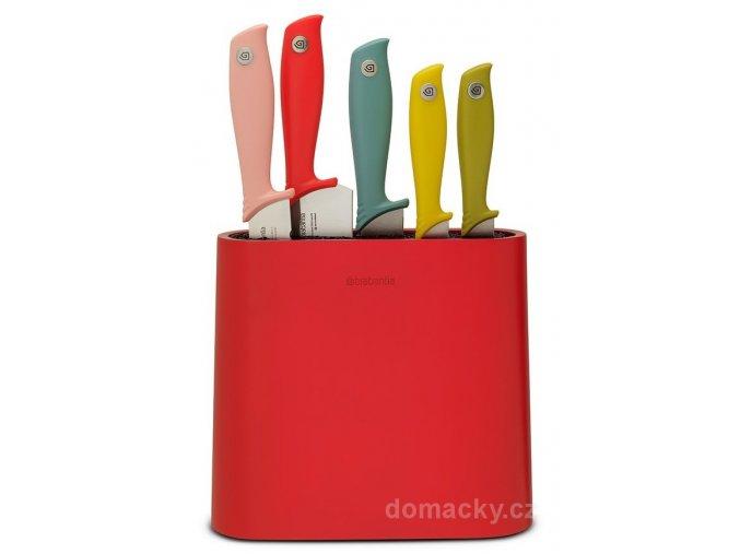 Stojan na nože Tasty Colours