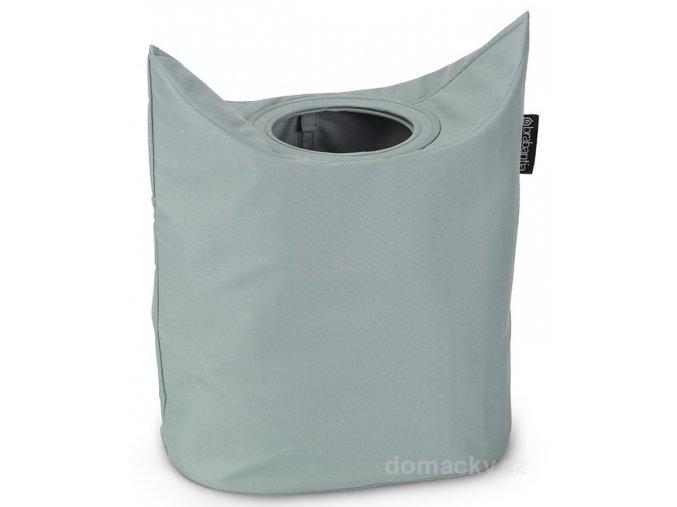 Taška na prádlo šedá