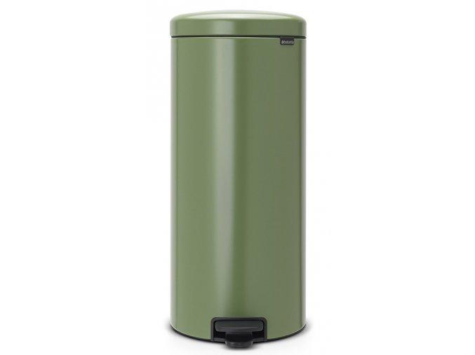 Pedálový koš NewIcon 30L zelená