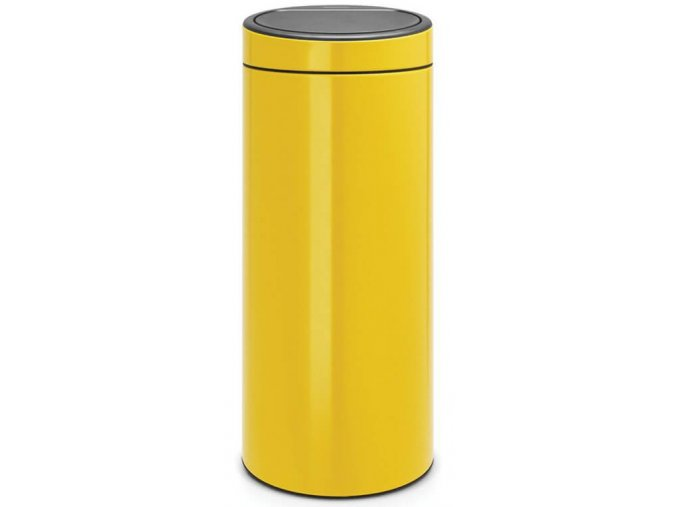 Touch Bin New 30L Daisy Yellow 8710755115240 Brabantia 1000x1000px 7 NR 10540