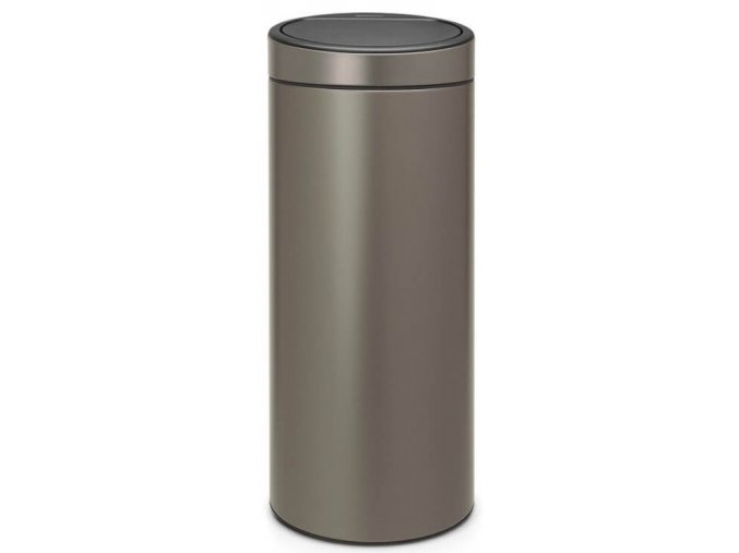 Touch Bin New 30L Platinum 8710755115363 Brabantia 1000x1000px 7 NR 9326