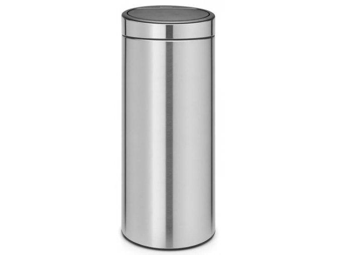 Touch Bin New 30L Matt Steel 8710755115349 Brabantia 1000x1000px 7 NR 9323