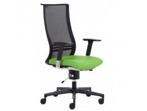 Balanční židle X-Wing Flex XL BK Peška