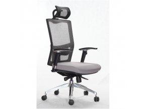 Kancelářská židle Emagra X5  + multifunkční nůž