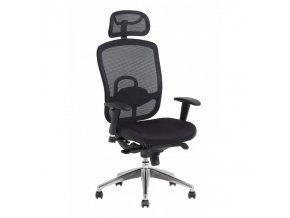 Kancelářská židle Oklahoma PDH Antares  + aku šroubovák