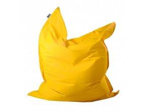 Sedací pytel Wave žlutý