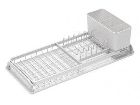 Odkapávač na nádobí malý světle šedá