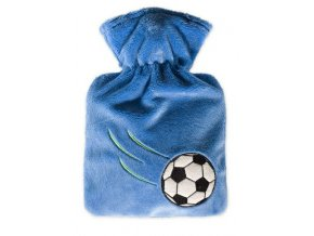 detsky termofor classic junior cover blue football