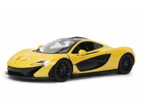 Jamara McLaren P1, 1:14 - žlutý
