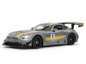 Jamara Mercedes AMG GT3 Performance 1:14 - šedivé