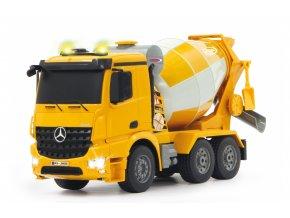 Jamara míchačka na beton Mercedes Arocs 2